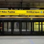 Linha 4-Amarela Estações ViaQuatro