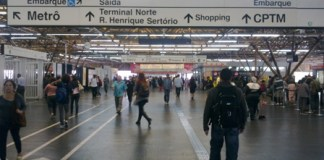 aniversário Metrô de São Paulo retorno do feriado