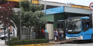 Terminal Parelheiros cobertura