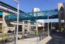 Linha 15-Prata Testes estação Vila Prudente Oratório