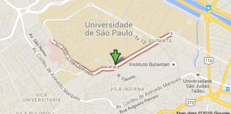 Avenida Professor Lineu Prestes