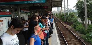 Estação Berrini Linha 9-Esmeralda