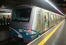 Metrô de São Paulo Madrugada Linha 1-Azul