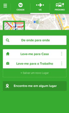 citymapper aplicativos