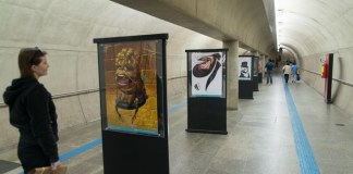 Exposição Cultura Linha da Cultura