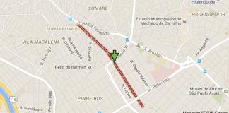 Rua João Moura