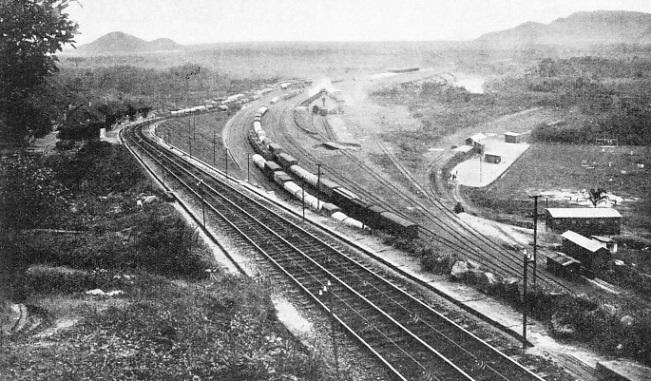 história da ferrovia