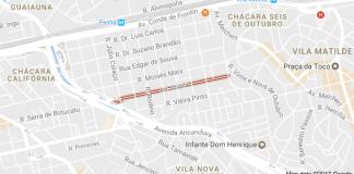 Avenida Ibiúna