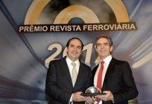 ViaQuatro Prêmio Revista Ferroviária