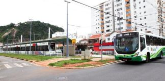 ônibus Santos
