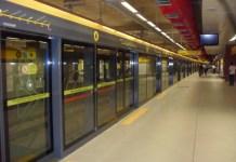 Linha 4-Amarela ViaQuatro Passageiros Estações