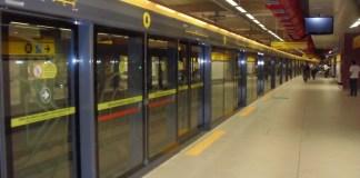 ViaQuatro passageiros estações