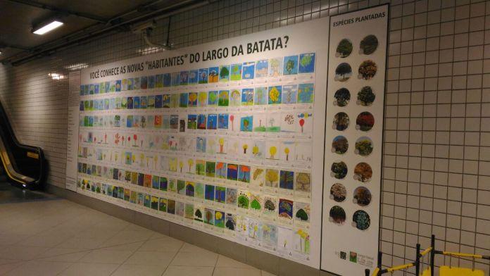 Exposição Largo da Batata
