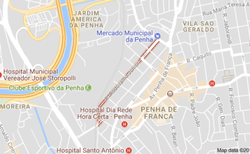 Rua Rodovalho Júnior Penha
