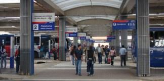 ônibus metropolitanos Campinas Terminal Magalhães Teixeira