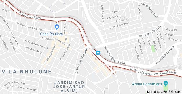 Rua Doutor Luís Aires