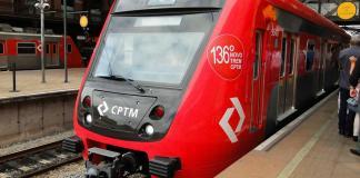 novos trens