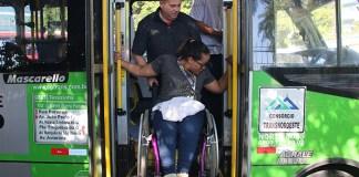 acessibilidade nos ônibus