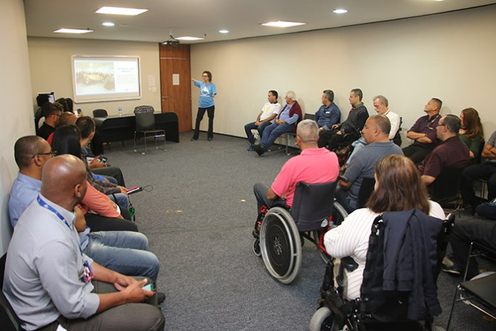 acessibilidade sptrans reunião