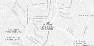 Rua Arcádia Paulistana