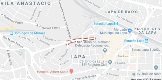 Rua Gago Coutinho
