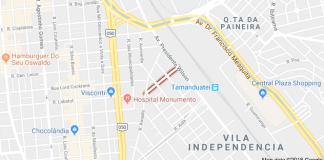 Rua Ubarana Vila Independência