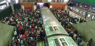 Metrô estação barra funda linha 3