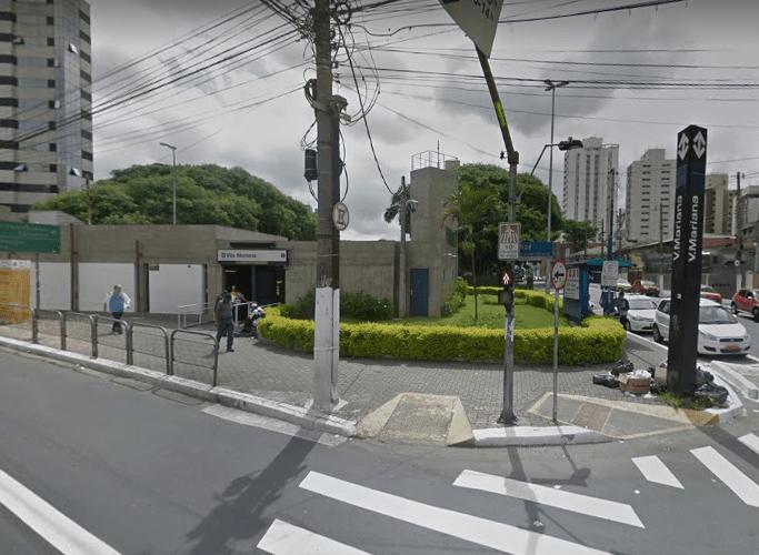 estação vila mariana