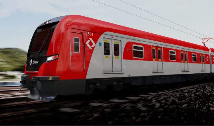 série 2500 temoinsa novos trens