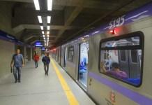 Estação Chácara Klabin Linha 5-Lilás ViaMobilidade