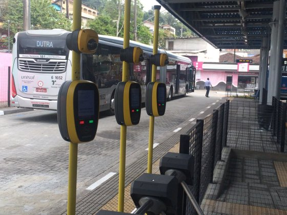 parelheiros ônibus