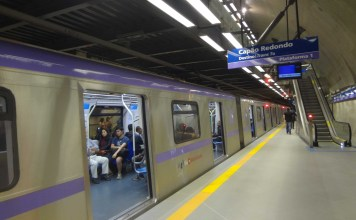 Estação Hospital São Paulo da Linha 5-Lilás