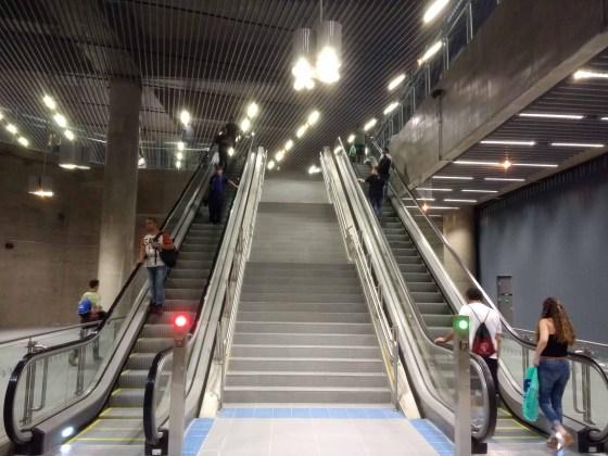 escadas sp morumbi