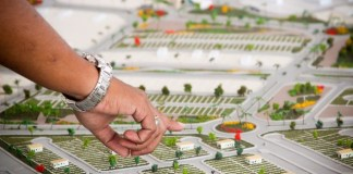 smart city maquete