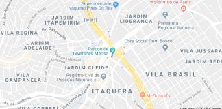 Rua João Radaic Benegulo