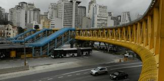 foto do terminal pedro Jardim São Savério