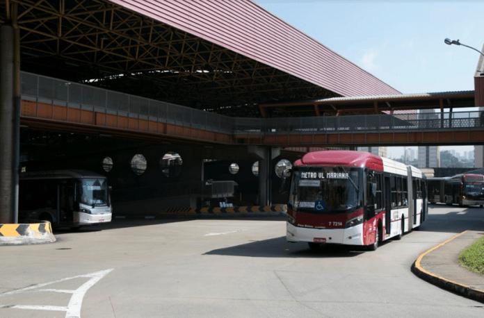 linhas avenida paulista itinerários