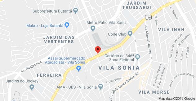 Avenida Professor Francisco Morato 4000
