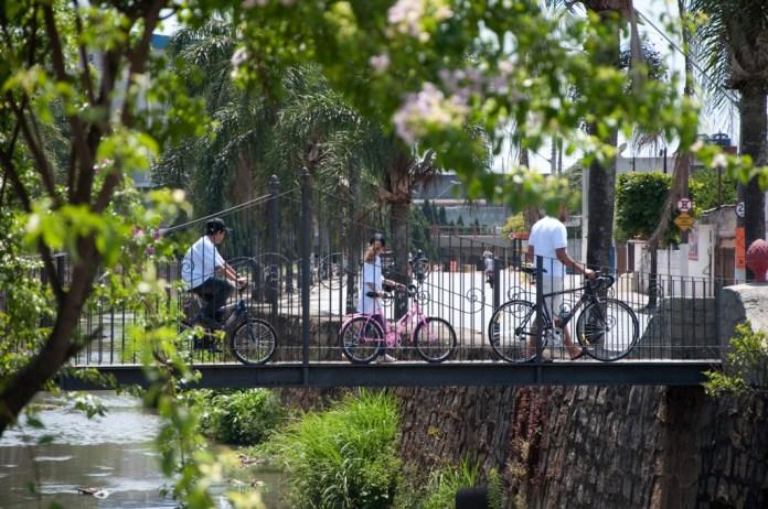 bicicletas em poá