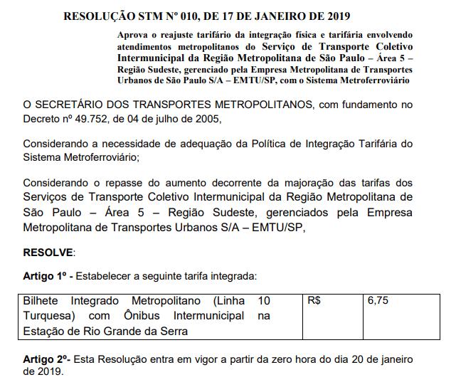resolução rgs