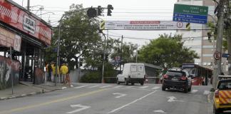 Avenida Emílio Ribas alteração