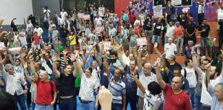greve do metrô sindicato