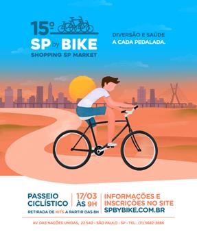 passeio ciclístico sp by bike