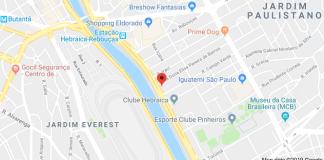 recapeamento asfáltico Marginal Pinheiros Rua Hungria