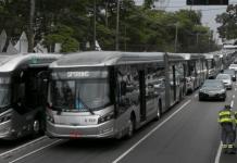 SPTrans Transporte Desvios