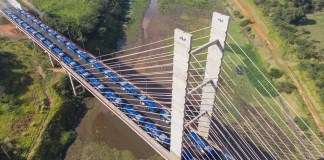 50 novos ônibus Região Metropolitana de Campinas