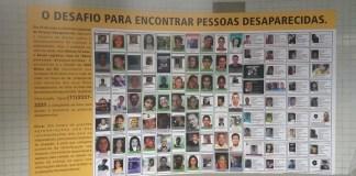 Campanha Dia Internacional Pessoas Desaparecidas