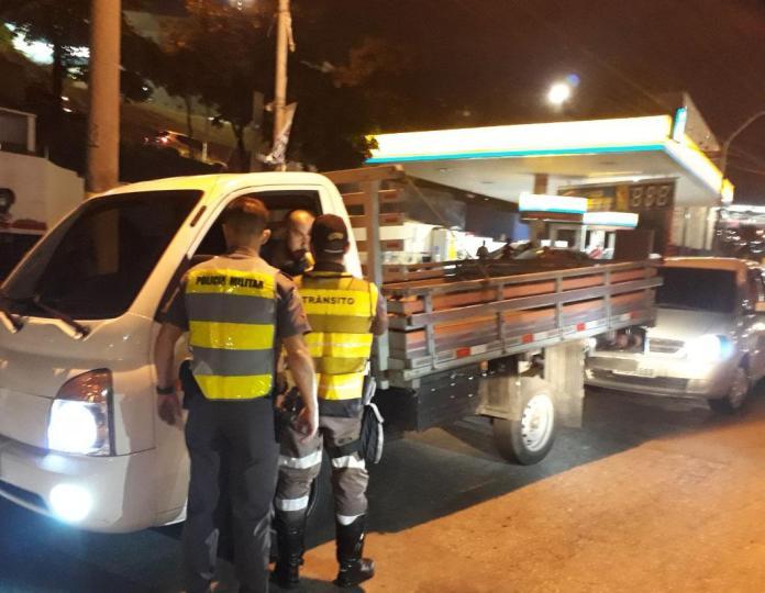 Fiscalização em Guarulhos