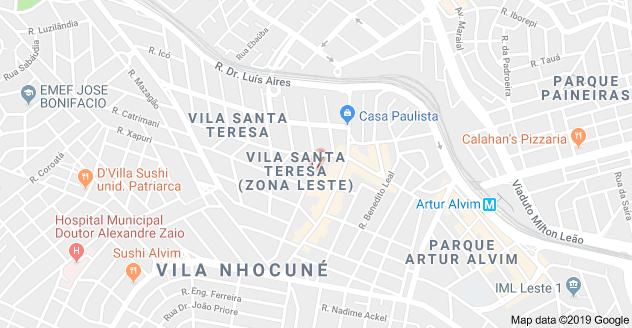 Praça Carlito Câmara Vila Nhocuné