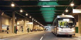 Terminal Vila Prudente da SPTrans